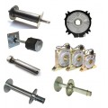 Inertia Safety Brakes, Idlers, Bobbins & Dummy Ends