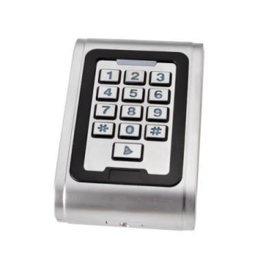 SDA003 - Access Control Keypad Stainless Steel IP 65 Rated for Automatic Doors (Brand: North Valley Metal)