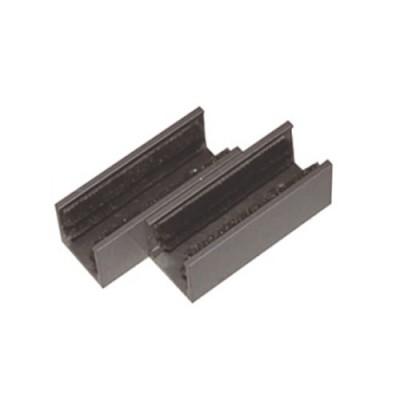 SDH004 - Door Guides for Framelass Doors (Brand: North Valley Metal)