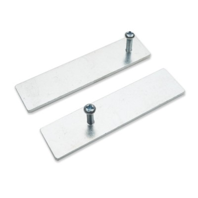 SDH006D - Fixing Plates to suit SDH006 Backup Device for SDK100 Automatic Sliding Doors (Brand: North Valley Metal)