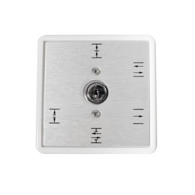SDP007 - 5 Position Function Key Switch (Brand: North Valley Metal)