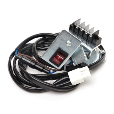 SDC007 - SDK100 SERIES - On/Off Power Switch (Brand: North Valley Metal)
