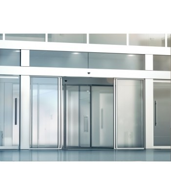 SDK600 Series - Aprimatic Automatic Sliding Door Kits for Door Leaf Weights up to 100kgs