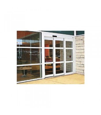 SDK400 Series -  Automatic Telescopic Sliding Door