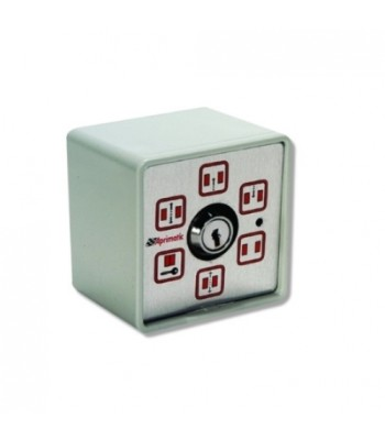 SDK920 - Aprimatic 6 Position Function Key Switch (Traditional) for Automatic Sliding Door