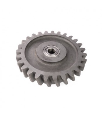 NV090A - Worm Gear - Cast - 27T with Bearing