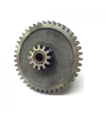 NV003 - Compound Gear - Cast - 42T x 12T x 5DP