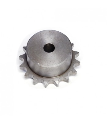 "SS15001 - Sprocket - 15T x ½"" x ⁵⁄₁₆"" Pitch - British Standard"