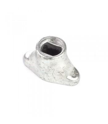 NV349 - Bullet Lock & Housing - Tessi Type Chrome & Zinc Plated