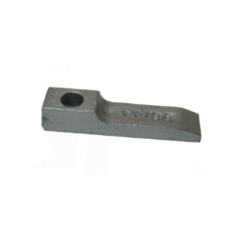 Cast Zinc Block : Buy nv z top block drilled zinc plated nvm door