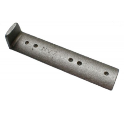 Nv007 wind lock cast drilled zinc plated for 007 door locks