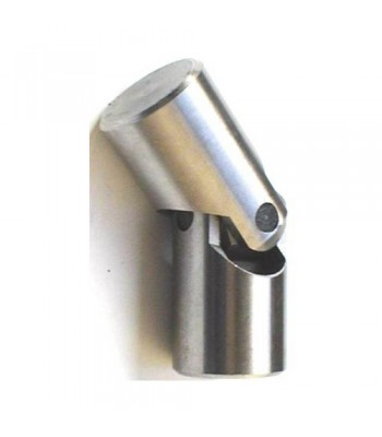 NV122 - Universal Joint - Steel - Chrome Plated