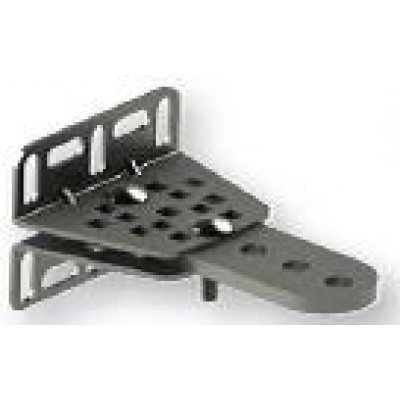 NGO503 - Adjustable Rear Mounting Brackets (Pair) for Automatic Swing Gates (Brand: North Valley Metal)