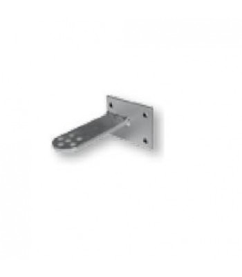 NGO516 - ACCESSORIES - FRONT WELDED BRACKET for Automated Sliding Gates