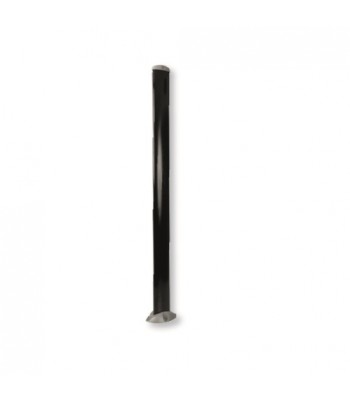 NGO527 - SUPPORT POST - Pair 1000mm H in Anodized Aluminium for Gate Operators