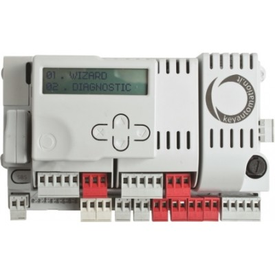 NGO601 - CONTROL UNIT 24vdc & TRANSFORMER 250vamp 14AB2 (1pc) for Automatic Gates (Brand: North Valley Metal)