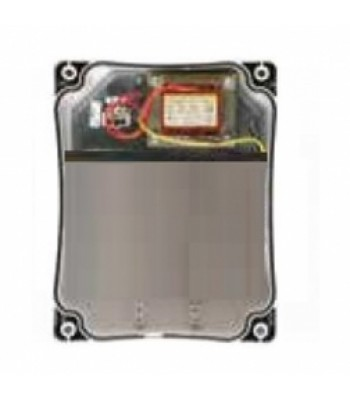 NGO602 - BOX c/w TRANSFORMER 250vAmp (1pc) for Automatic Swing Gates