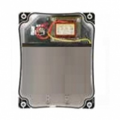 NGO602 - BOX c/w TRANSFORMER 250vAmp (1pc) for Automatic Swing Gates (Brand: North Valley Metal)