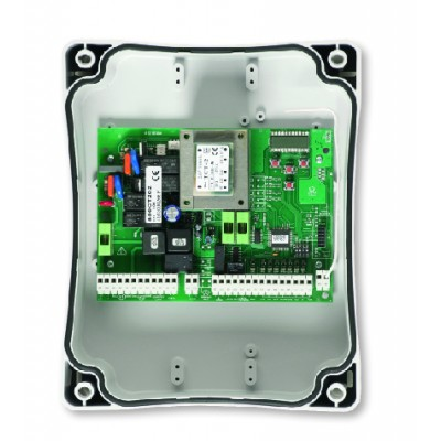 NGO608 - CONTROL UNIT 230vac 2way CT202 for Automatic Swing Gates (Brand: North Valley Metal)