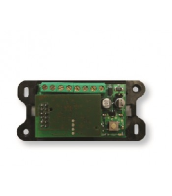 NGO618 - UNIVERSAL RECEIVER 2 CHANNEL (FIXED or 1,000 ROLLING CODES) RMX23X (1pc) for Automatic Gates