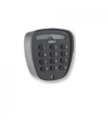 NGO659 - DIGITAL KEYPAD, WIRELESS, (DECODER REQUIRED) for Automatic Gates