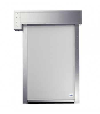 HSD003B - INCOLD FREEZER - INOX - RAPID ROLL DOOR