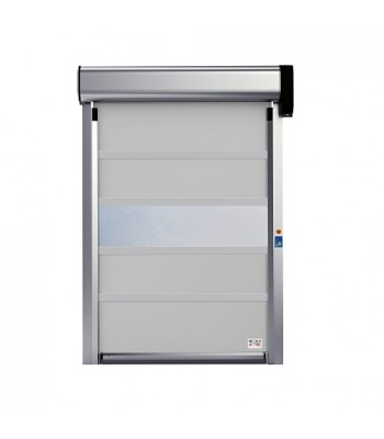 HSD002C - INCOLD GLIDE - FULL INOX - RAPID ROLL DOOR