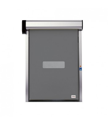 HSD001C - INCOLD ZIP - FULL INOX - RAPID ROLL DOOR