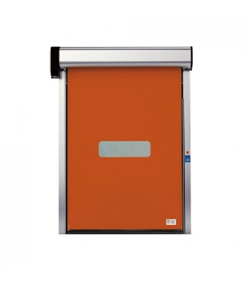 HSD001B - INCOLD ZIP - INOX - RAPID ROLL DOOR