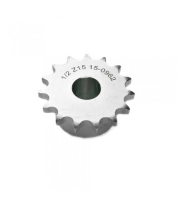 "HSD153 - Sprocket 15T x 1/2"" Pitch for Ditec Traffic C High Speed Doors"