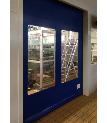 HSD011 - SMART RESET - Rapid Roll Door
