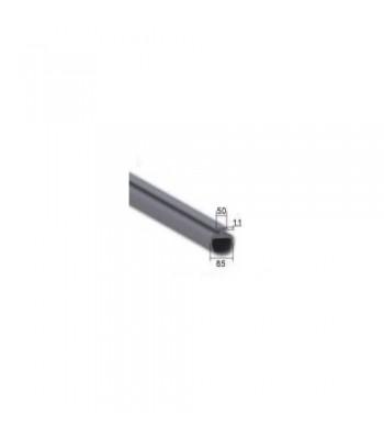NE410 - Plain Rubber Edge for Industrial Roller Shutters