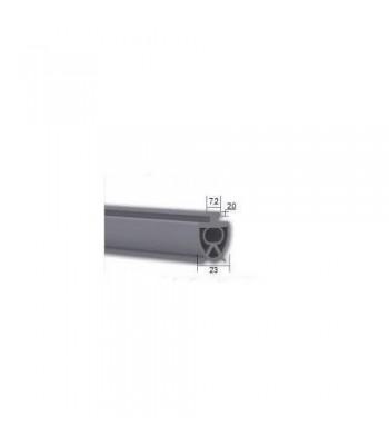 NE420 - Plain Rubber Edge for Industrial Roller Shutters