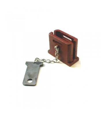 NV026 - Chain Locking Box - Cast