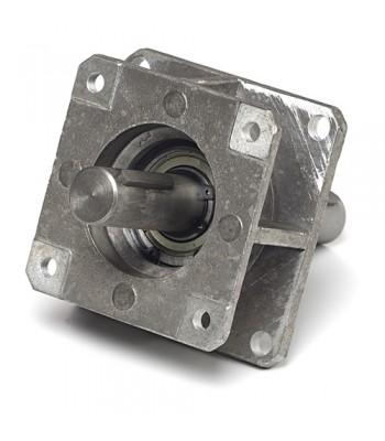 NDF100 - Flange Motor Adaptor to suit ND3150B Motor