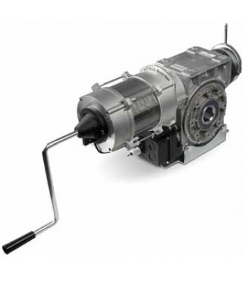NDH3* - NICE High Speed Door Motor 3ph Electronic Limits