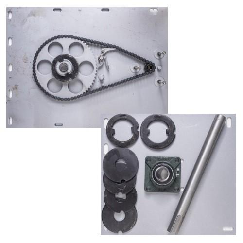 Buy NF8004 - Flange Motor Bracket Pack for 800kg Motor