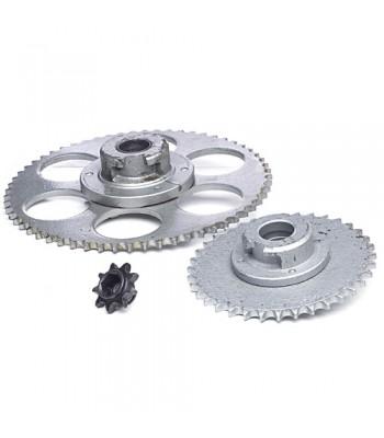 NF0033* - Platewheel, suit NF100* & NF300* Series Bracket Packs