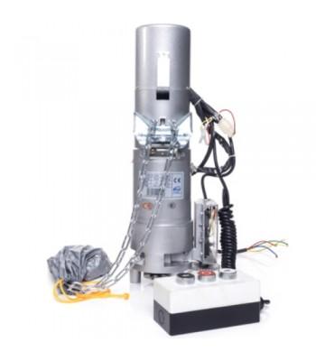 NF100* - Single Phase In-Line Flange Motor