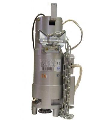 NF3006 - 3 Phase In-Line Fire Shutter Flange Motor