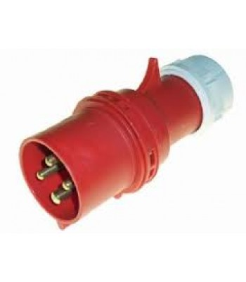 NF0041 - 3 Phase Screwless Plug