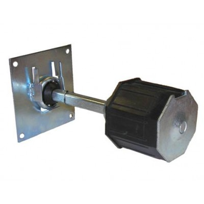 NT500* - Octagonal Idler with 13mm Dia Shaft (Brand: North Valley Metal)