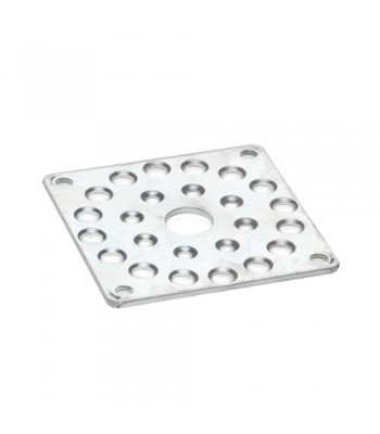 ELF053A - Fixing Plate - Steel - Universal Plate for NT45 & NT59 Tube Motors