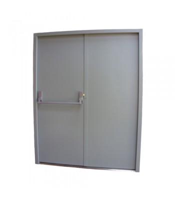 DFS4/5 - Stocked Double Fire Exit Door