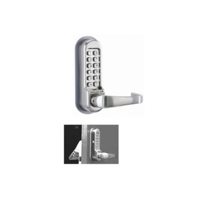 DHL031 - Digital Code Lock - Heavy Duty for Panic Bars (Brand: )