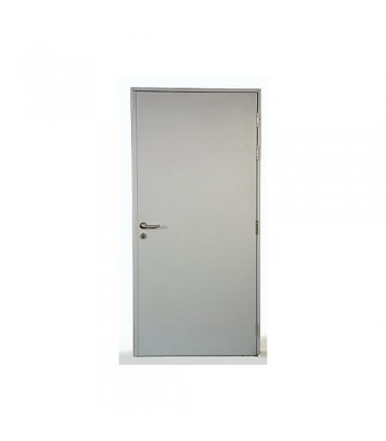 DPS312 Series 3 - Stocked Steel Personnel Door -  890mm x 2095mm Right Hand Hung
