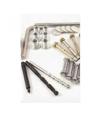 DHA001 - Steel Door Accessory Pack