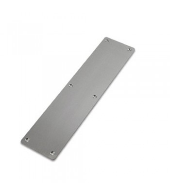 DHP001 - Push Plate - Stainless Steel