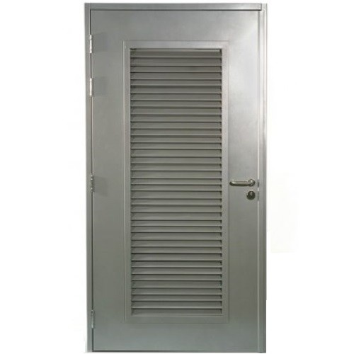 Availability In Stock; Product Code DLS103; Brand NVM Steel Door Sets  sc 1 st  North Valley Metal & Buy DLS103 - Bespoke Louvre Personnel Doors - LPS 1175 Certified ...
