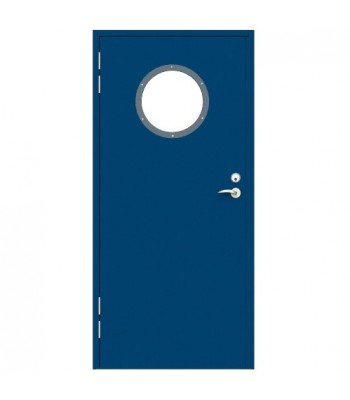 DPS101 - Bespoke Steel Personnel Door Sets - Made to Measure